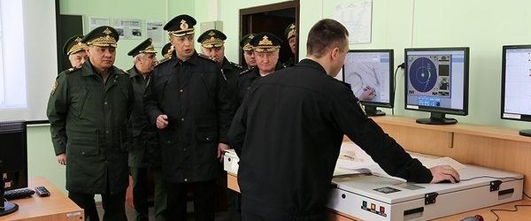 Визит министра обороны РФ в БВМИ имени Ф.Ф.Ушакова